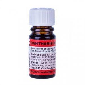 Возбуждающие капли для двоих Cantharis D6 5мл