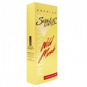 Духи Wild Musk №7 Honey Aound унисекс с мускусом и феромонами 10 мл