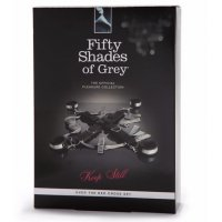 Комплект для бондажа к кровати Shades of Grey Keep Still