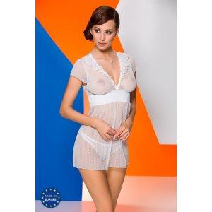 Белая сорочка Effi S/M