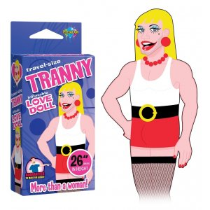 Мини-кукла для секса Travel Size Tranny Love Doll