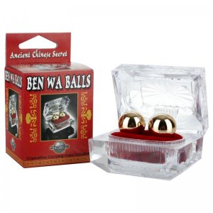 Вагинальные шарики Ben Wa Balls в коробочке
