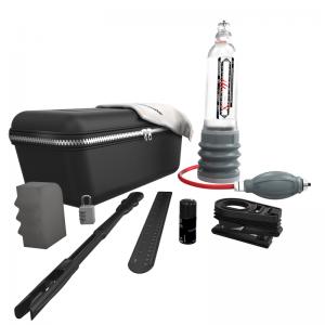 Гидропомпа для увеличения пениса Xtreme K40 прозрачная