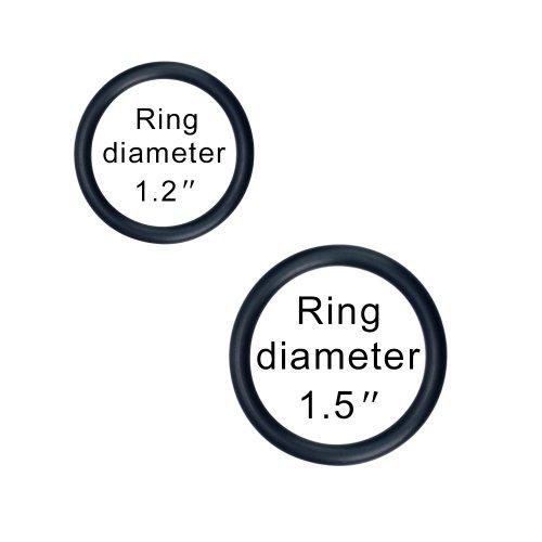 Уретральный буж Stainless Steel Penis Plug With Glans Ring