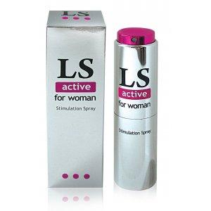Спрей-стимулятор LoveSpray Active для женщин 18 мл