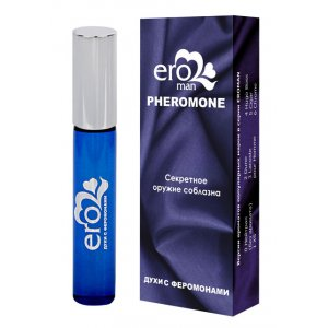 Мужские духи с феромонами Eroman №1 Echo Davidoff 10 мл