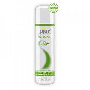Пробник вагинальный лубрикант Pjur Woman Aloe 2 мл