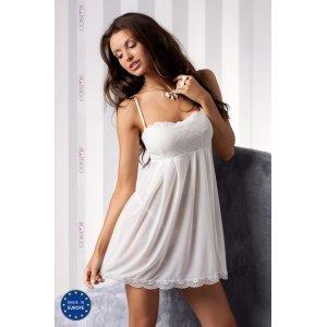 Сорочка прозрачная Nicolette cream (Casmir) (S/M)
