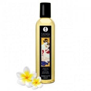 Массажное масло Shunga Serenity Monoi
