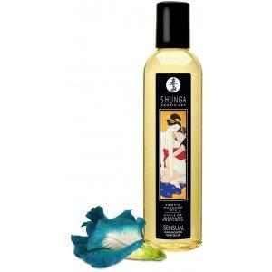 Массажное масло Shunga Island Blossom
