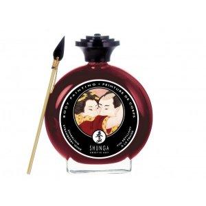 Краска для тела Shunga Sparkling Strawberry Wine 100 мл