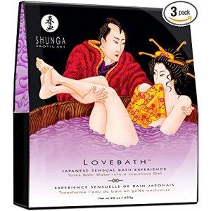 Соль для ванны Love Bath Sensual Lotus