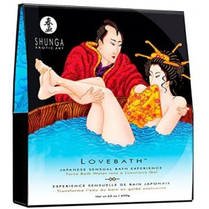 Соль для ванны Love Bath Ocean Temptation