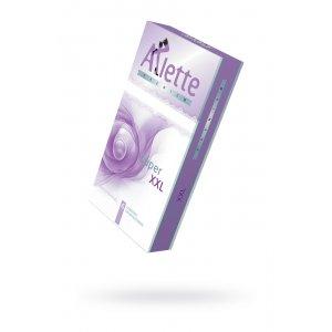 "Презервативы ""Arlette Premium"" №6, Super XXL"